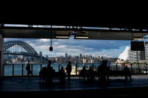 Circular Quay Train Station