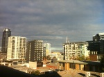 Great views over South Yarra from Medina