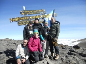 Mt Kilimanjaro with Team Tembo