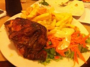 Alpaca meat!