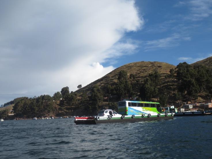 Ferry bus