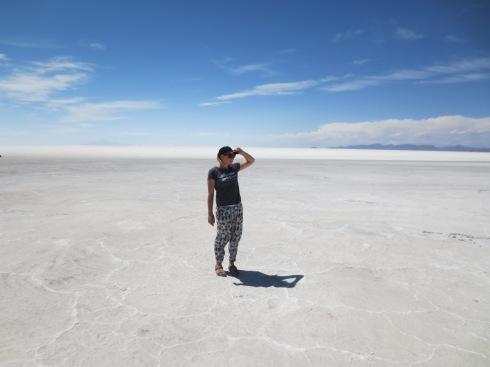 Uyuni, Salt Flats, Bolivia