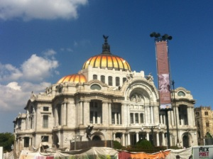 The Beautiful Bellas Artes