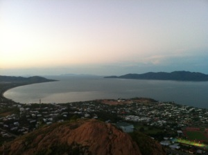 Views over townsville