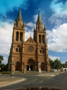 Adelaide-  City of churches
