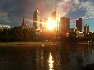 Explore your own city. I love Melbourne