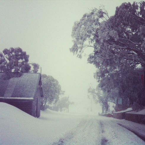 Mt Buller Resort 2012