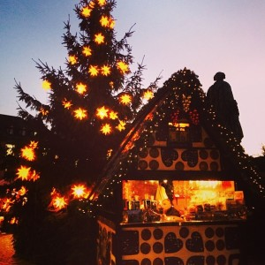 #Christmas in #Germany is the quintessential way to celebrate this festive season! Loved the #Erlangen