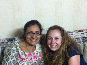 My didi- big sister!