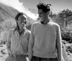 sir Photo from http://blog.mailasail.com/beezneez/169 Tenzing Norgay and Sir Edmund Hillary.   hillary