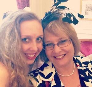 emma and mum