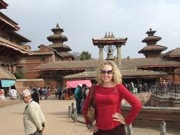 emma first trip to nepal