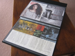 Trevor Brown Article