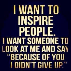 inspiration people