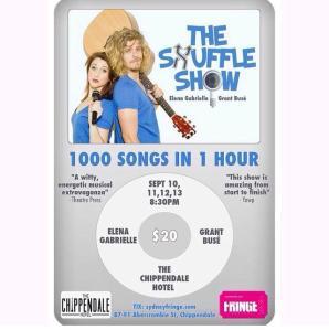 shuffle show