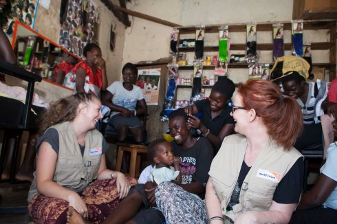 Photo: Suzy Sainovski/World Vision