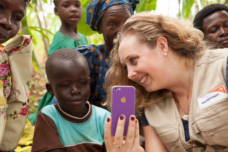 Photo: Suzy Sainovski/World Vision