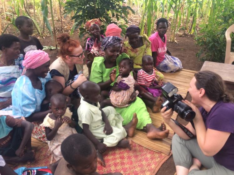 World Vision Blog Ambassador Uganda Trip 2014 #WVAbloggers