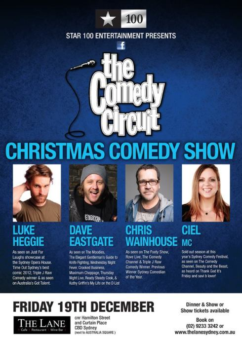 The Comedy Circuit