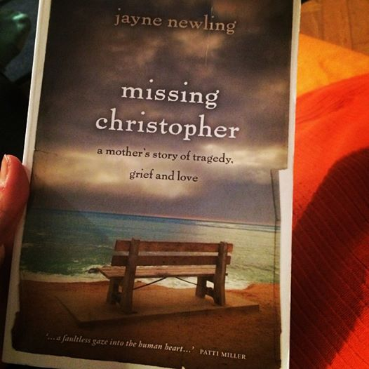 Book review: Missing Christopher by Jayne Newling. (1/5)
