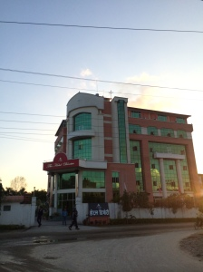 Hotel Devotee, Dhanghadi