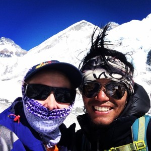 Thank_you_to_Deepak_my_incredible_Sherpa._He_carried_my_pack_all_the_way_to__everestbasecamp___kept_me_company_with_Nepalese_songs._He_clung_to_my_hand_or_arm_if_he_thought_I_might_slip_or_there_was_a_tricky_rock_section__They_are_sure_footed_as_moun