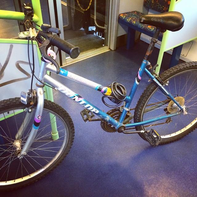 Epic bike fails of Melbourne (2/3)