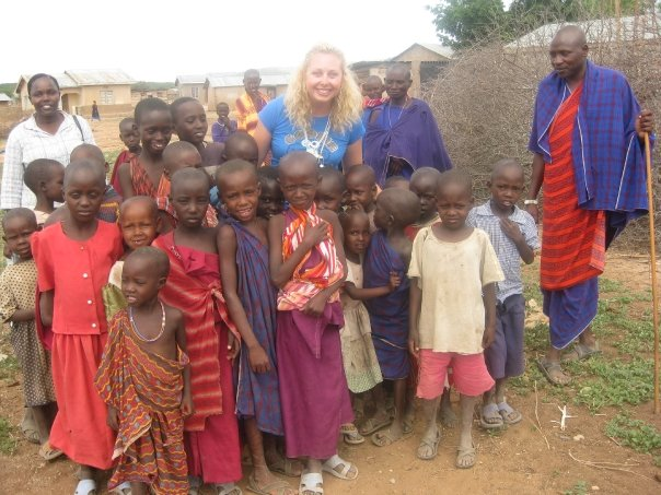 Helping these gorgeous faces with the gift of education!!