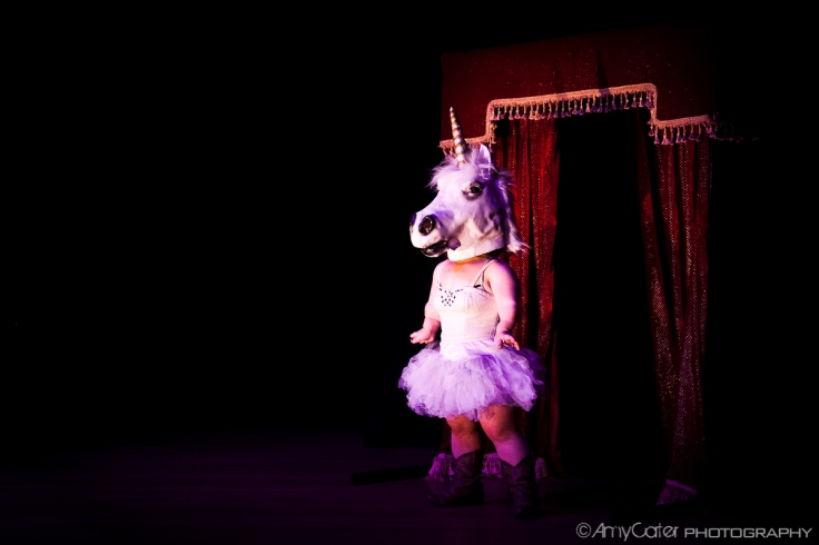 I Am Not A Unicorn Live-1