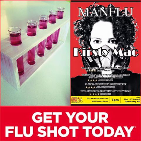 manflu shots