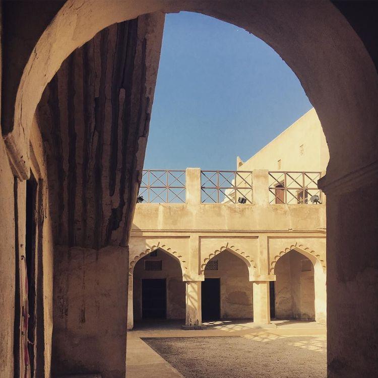 really_enjoyed_experiencing_some_history_of__bahrain_today_at_shaikh_isa_bin