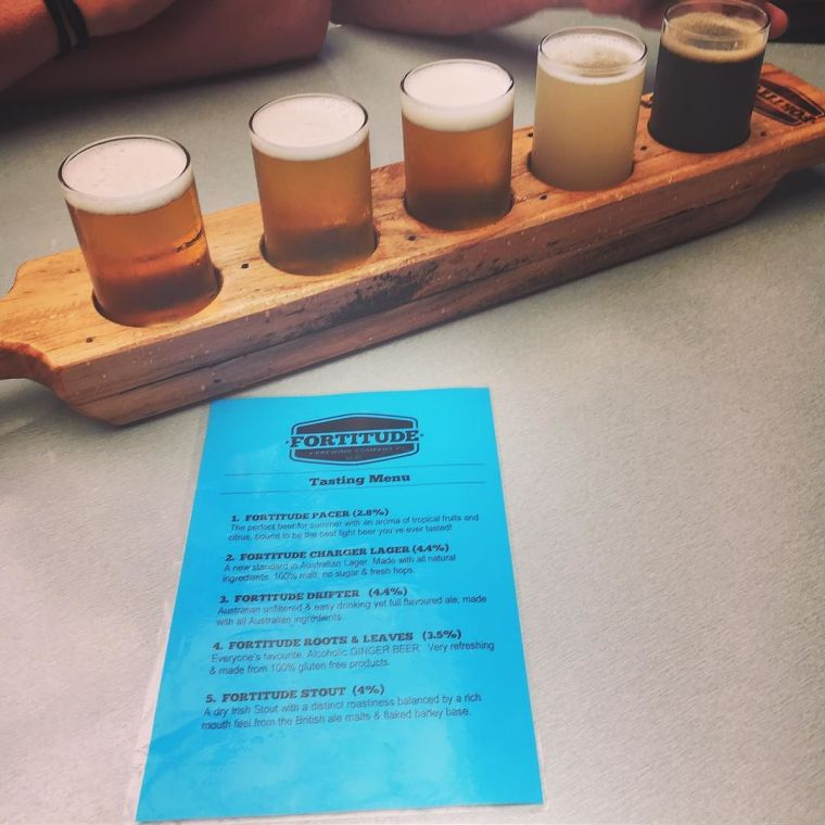 some_more_delicious__beer_sampling_today_at__fortitudebrewery_at__mttamborine_today