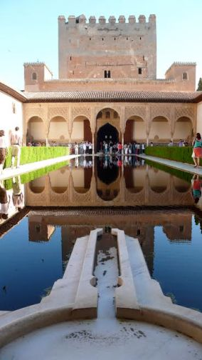 The Alhambra, Photo credit: Clinton Ross