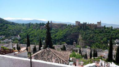View of Granada, Photo credit: Clinton Ross
