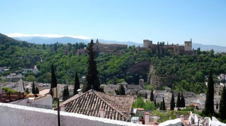 View of Granada, Photo credit: Clinton Ross