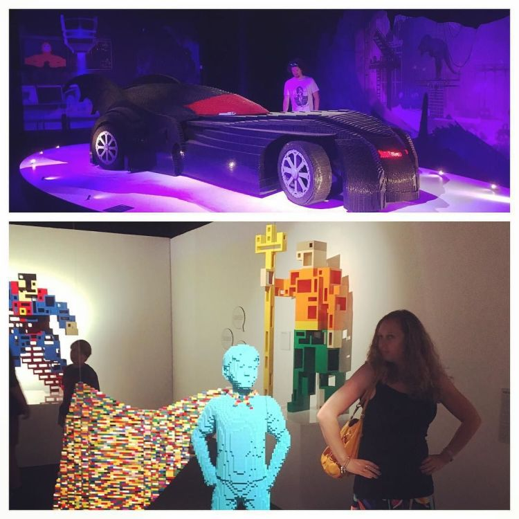 really_enjoyed_the__lego__dccomics_exhibition_yesterday_with__matty_quik-_he_s_in_awe_of_the__batmobile___i_m_imagining_what__superhero_i_can_be_-_along_with_cubed__superman____aquaman-_get_down_to_