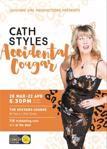 MICF_Cath Styles_Accidental Cougar_Poster